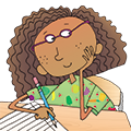 writing prompts, student rubrics, and sample responses