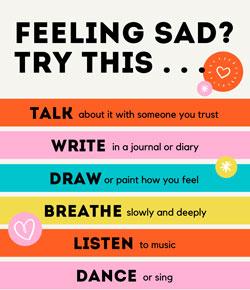 Feeling Sad? Try This...