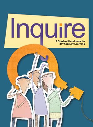 Inquire High School Cover