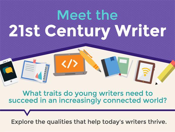 Meet the 21st Century Writer
