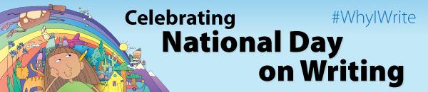 Celebrating National Day on Writing