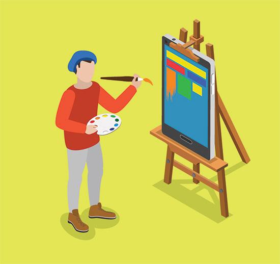 Create Digital Content