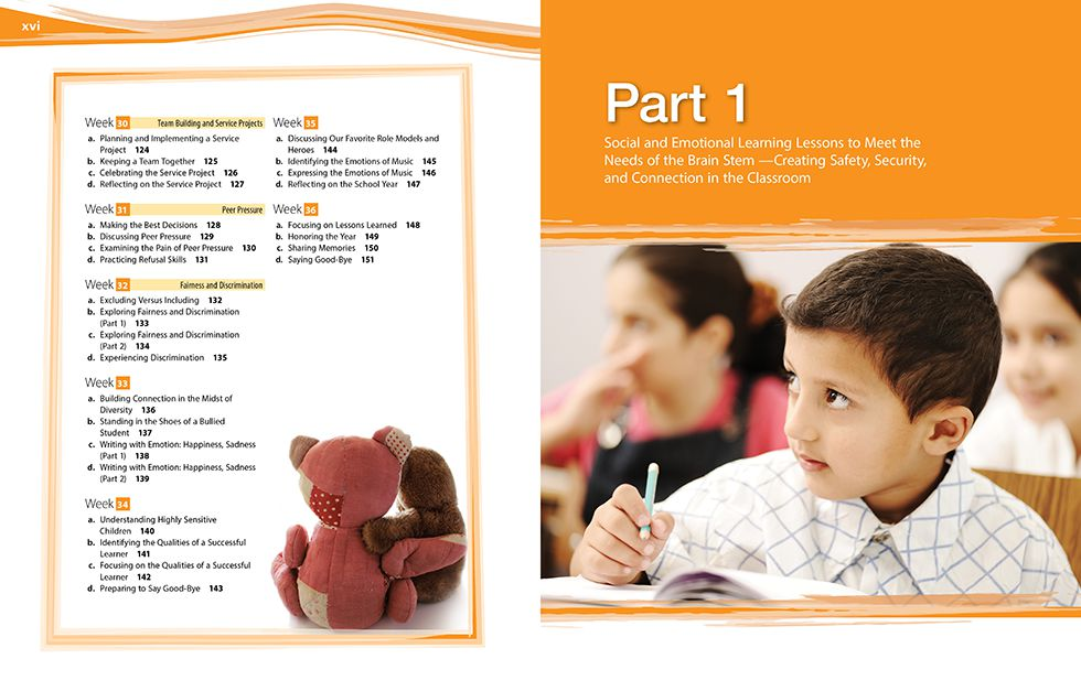 In Focus (Grades K-2) Pages xvi and 1