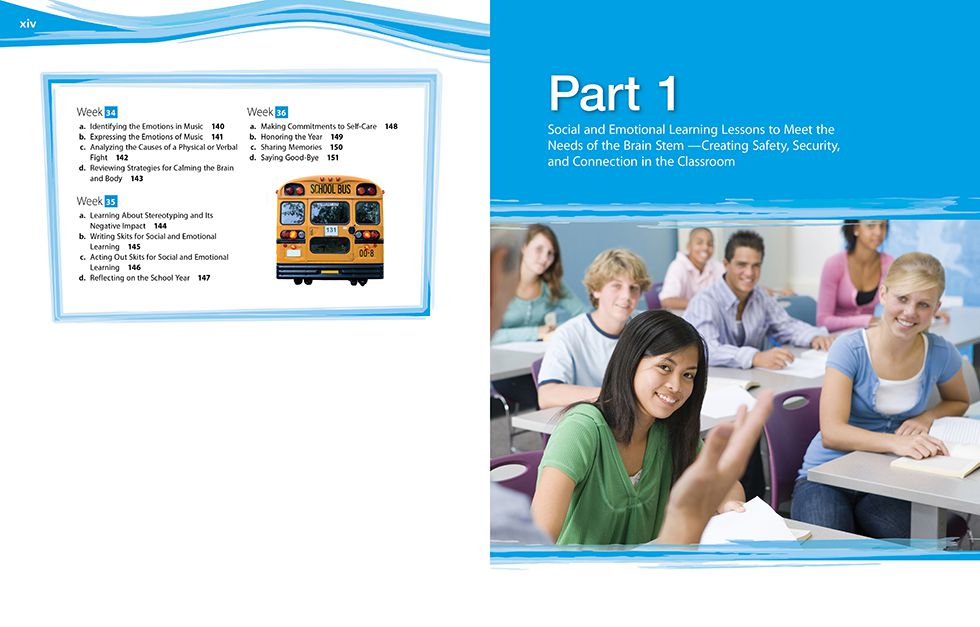 In Focus (Grades 6-8) Pages xiv and 1