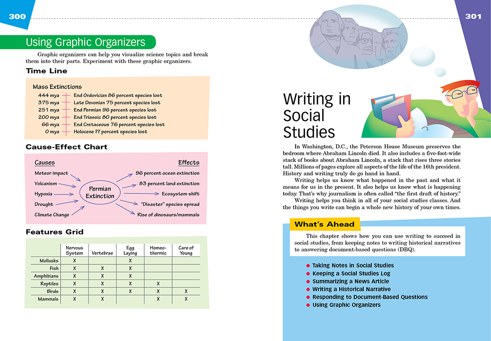Write Ahead page 300 and 301
