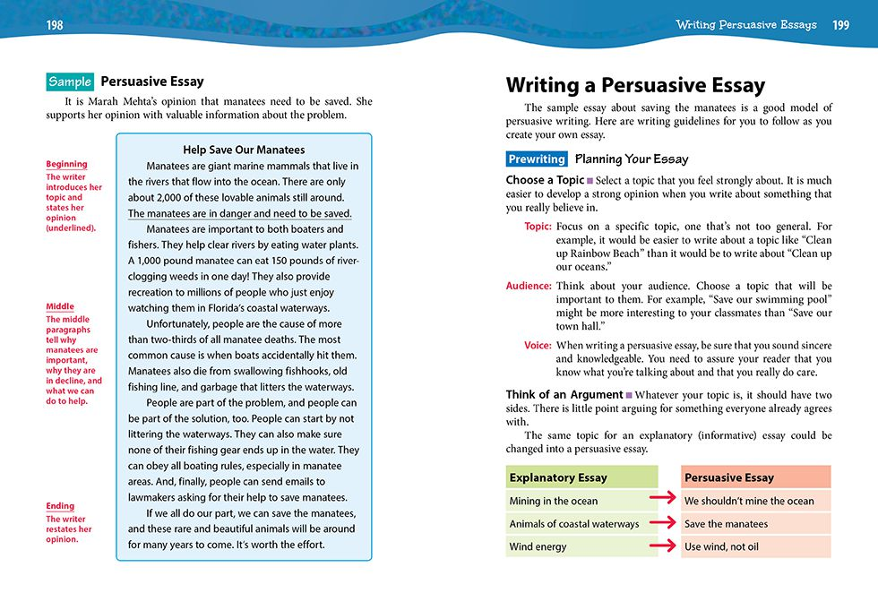 where does the counter argument go in a persuasive essay How to write a persuasive essay persuasive essays, like argumentative essays, use rhetorical devices to persuade their readers be aware of the possible counter-arguments that would go against what you are trying to say.