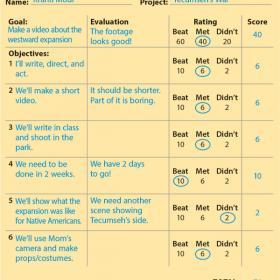 Rubric Sheet