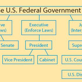 US Gov Line Diagram