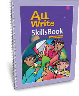 All Write SkillsBook Teacher's Edition