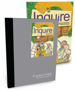 Inquire Online Elementary Teacher's Guide 6-year