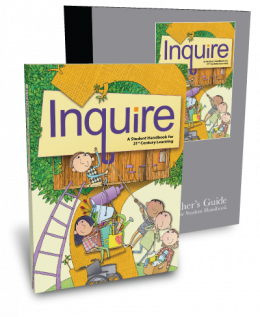 Inquire Online Elementary Classroom Set (Free Access)