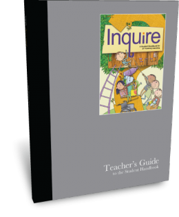 Inquire Elementary Teachers Guide Cover