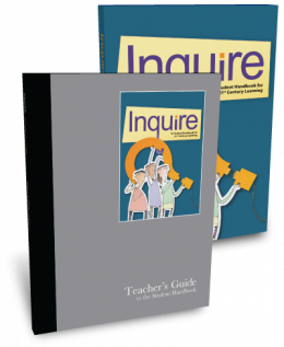 Inquire Online High School Teacher's Guide 3-year