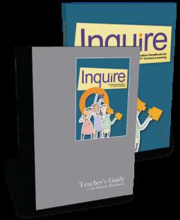 Inquire Online High School Teacher's Guide 6-year