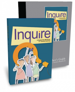 Inquire Online High School Classroom Set 3-year
