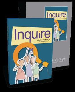 Inquire Online High School Classroom Set (Free Access)