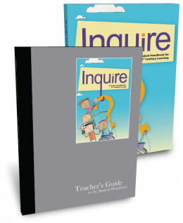 Inquire Online Middle School Teacher's Guide 3-year