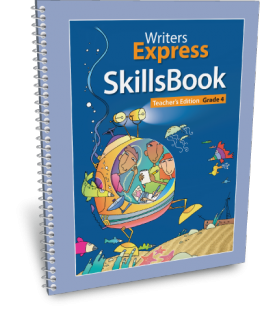 Writers Express Skillsbook Teacher's Edition (Grade 4)
