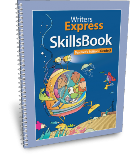 Writers Express Skillsbook Teacher's Edition (Grade 5)