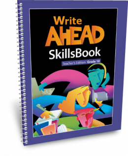 Write Ahead SkillsBook (10) Teacher's Edition