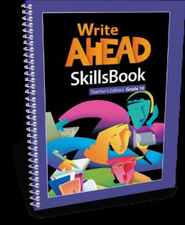 Write Ahead SkillsBook (10) Teacher's Edition