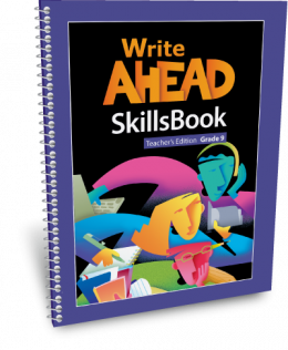 Write Ahead SkillsBook (9) Teacher's Edition