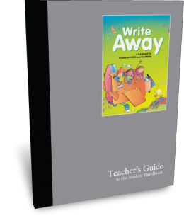 Write Away Teacher's Guide