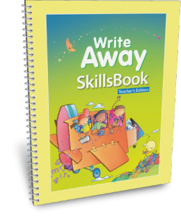 Write Away SkillsBook Teacher's Edition