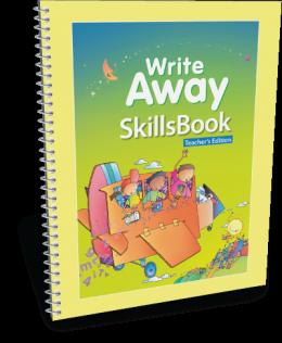 Write Away SkillsBook Teacher's Edition