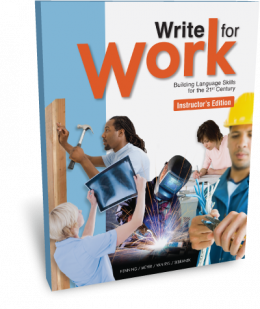 Write for Work Instructor's Edition