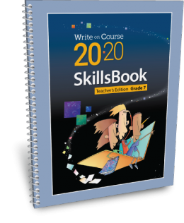 Write on Course 20-20 SkillsBook (7) Teacher's Edition