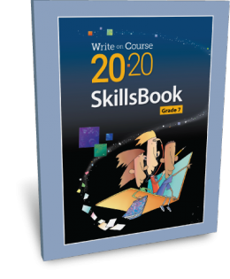 Write on Course 20-20 SkillsBook (7)