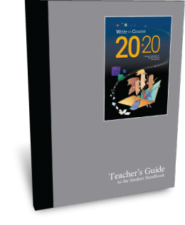 Write on Course 2020 Teacher's Guide