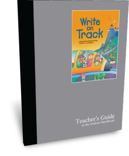 Write on Track Teacher's Guide