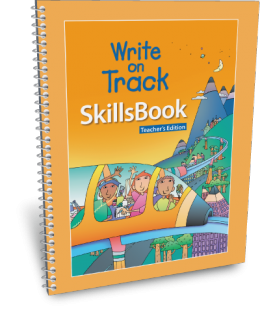 Write on Track SkillsBook Teacher's Edition