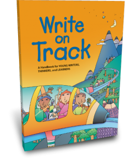 Write on Track Cover