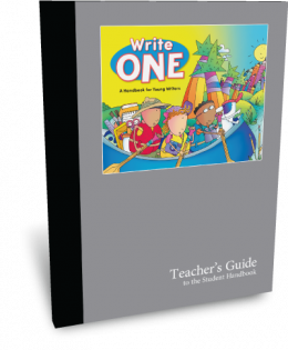 Write One Teacher's Guide