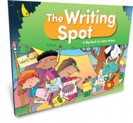 The Writing Spot Big Book
