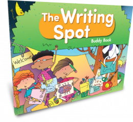 Writing Spot Buddy Book
