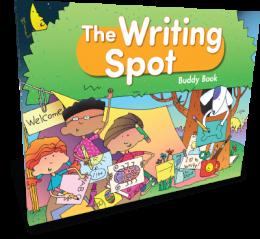 Writing Spot Buddy Book