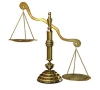 Image of an unbalanced scale