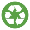an image of the recycling symbol