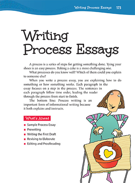 How to write process essay