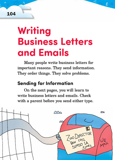 Writing Business Letters and Emails