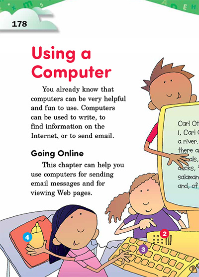 35 Using a Computer | Thoughtful Learning K-12