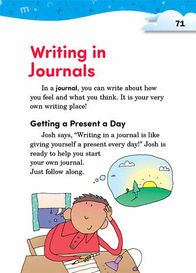 Writing in Journals