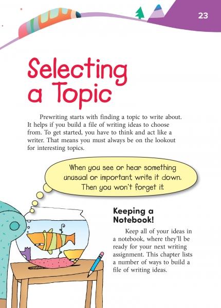 topics to write on