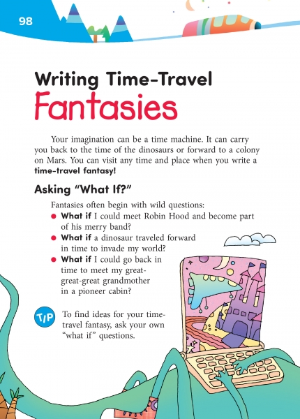Time travel essays
