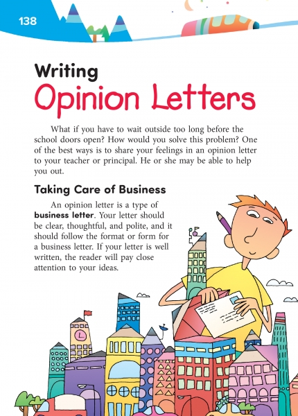 28 writing opinion letters thoughtful learning k 12 28 writing opinion letters page altavistaventures Gallery