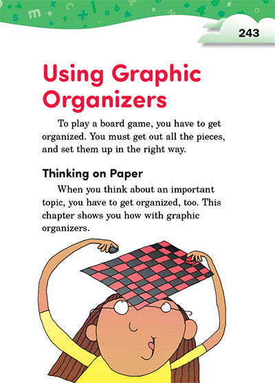Using Graphics Organizers